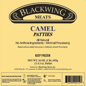 Camel Burgers 3/5.3oz.