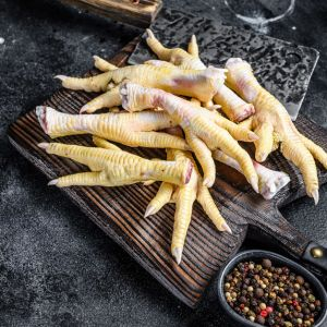 Organic Chicken Feet