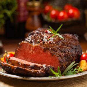 Organic Beef Chuck Roll