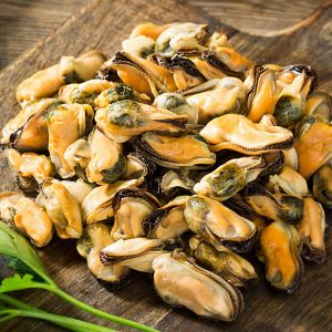 Wholey All Natural Cleaned & Precooked Clam Meat