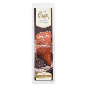 Echo Falls Hot Smoked Coho Salmon 4oz Fillet