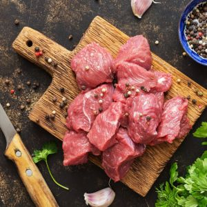 Organic Beef Cube Steak