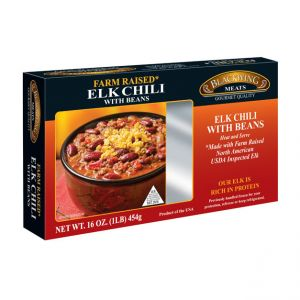 Elk Chili 16 oz.