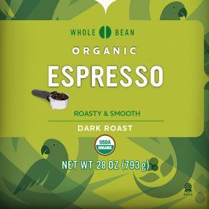 Cameron's Organic Espresso Whole Bean Coffee