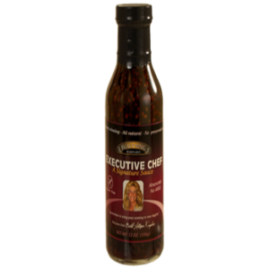 Blackwing's Executive Chef Marinade (12oz Bottle)