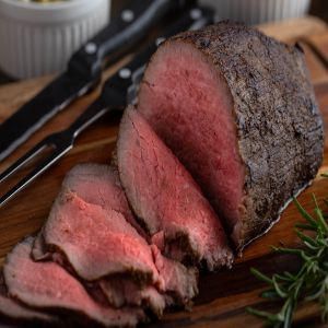 Organic Beef Eye of Round Roasts