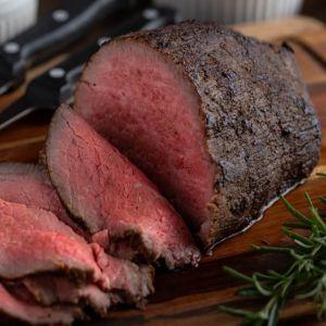 Organic Beef Eye of Round Roasts