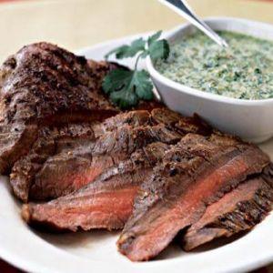 Organic Beef Flank Steaks