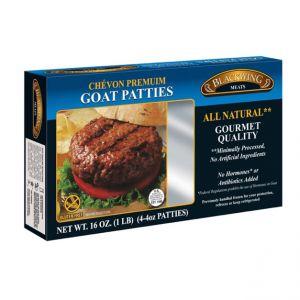 Chevon Goat Patties 10-4/4oz.