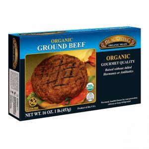 Organic Beef Ground 10/1lb.