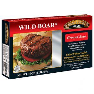 Wild Boar Ground 10/1lb.