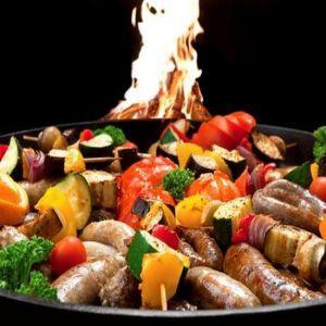 Wild Boar Andouille Sausage 6/2oz Links