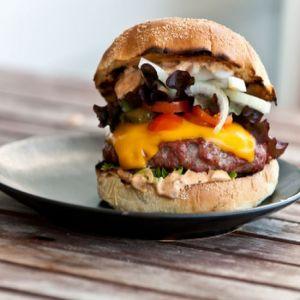 Bison Pub Burgers - 6 oz