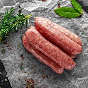 Bison Bratwurst - Italian Style