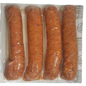 Pork Sausage - Italian Sausage Mild 4/6oz