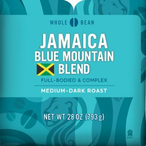 Cameron's Jamaica Blue Mountain Blend Whole Bean Coffee