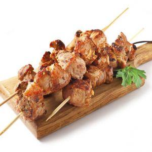 Wild Boar Kebabs