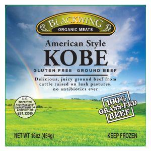 Kobe Beef Ground 10/1lb.