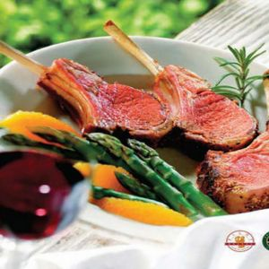 French Cut New Zealand Lamb Rack (14-16oz pkg)