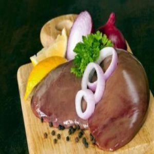 Organic Beef Liver (2 lb. )
