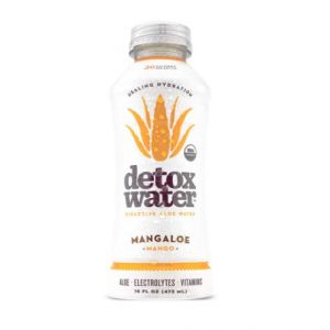 Organic Detox Water Mangaloe