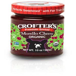 Organic Morello Cherry Premium Spread (10oz Jar)