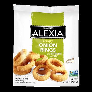 Alexia NON GMO Crispy Onion Rings