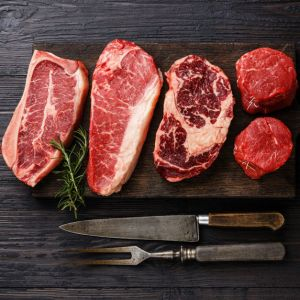 Organic Beef Steak Gift Pack