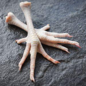 Organic Chicken Feet