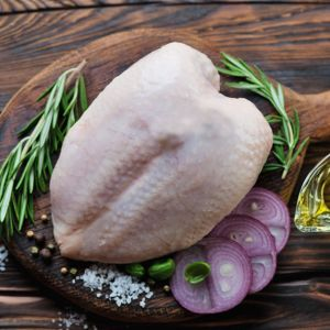 Organic Whole Chicken Breast