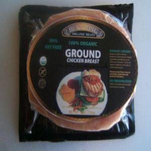 Organic Ground Chicken 12oz.