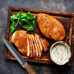 Organic Split Chicken Breasts
