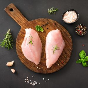 Organic Bone-In Turkey Breast
