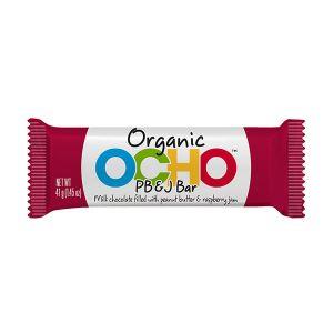 Ocho Organic PB&J Bar