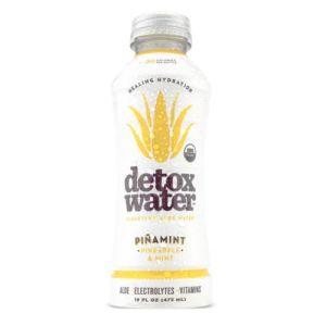 Organic Detox Water Pinamint