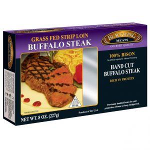 Buffalo NY Strip 10/8oz.