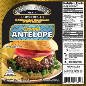 Antelope Ground 10/1lb.