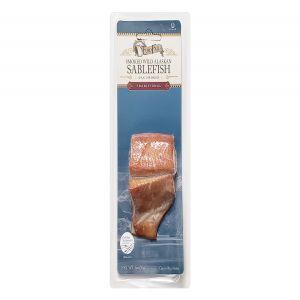 Echo Falls Oak Smoked Wild Alaskan Sablefish 3oz