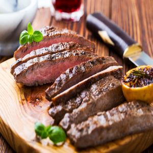 Organic Beef Skirt Steak