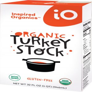 Inspired Organics (iO) Organic Turkey Stock