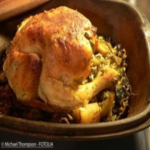 Organic Whole Chicken (4-5lbs)