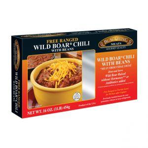 Wild Boar Chili 16 oz.