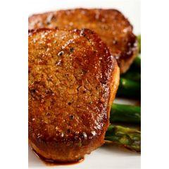 Organic Center Cut Boneless Pork Chop  (2-6oz)