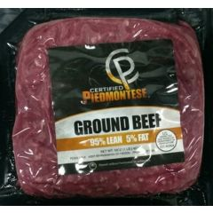 All Natural Piedmontese Ground 1# (1lb.)