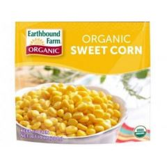 Organic Sweet Corn Frozen (10oz Bag)