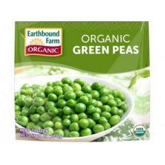 Organic Green Peas Frozen (10oz Bag)