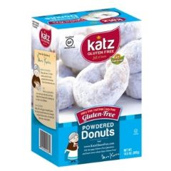 Katz Powdered Donuts Frozen (6 per Pkg)