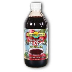 Dynamic Health Organic Tart Cherry Ultra 5x (16 FL. OZ.)