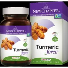 New Chapter Turmeric Force (60 Capsules)