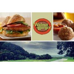 Walnut Burgers 42-3.2oz (1 Case)
